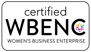 Woman Owned Business Certified Enterprise