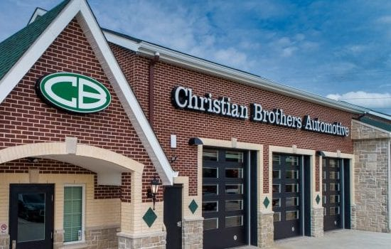 Christian Brothers Automotive ground up construction