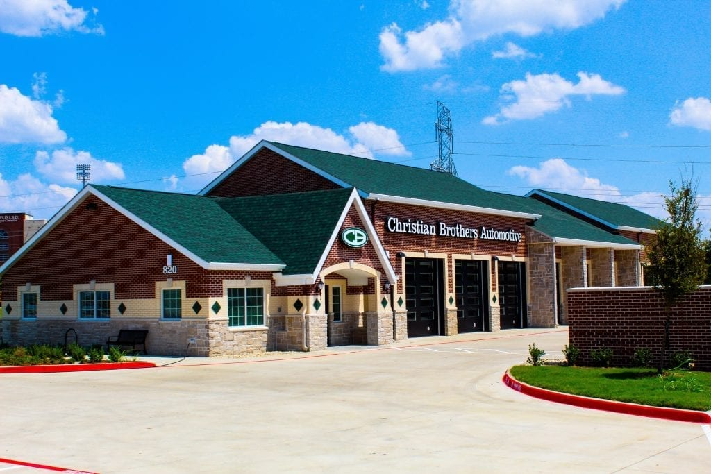 Christian Brothers Automotive construction